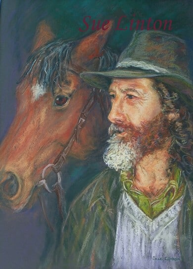 A stockman and his horse