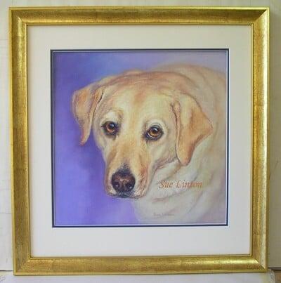 Bonnie framed