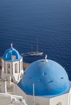 Yacht Brianna in the Meditteranean