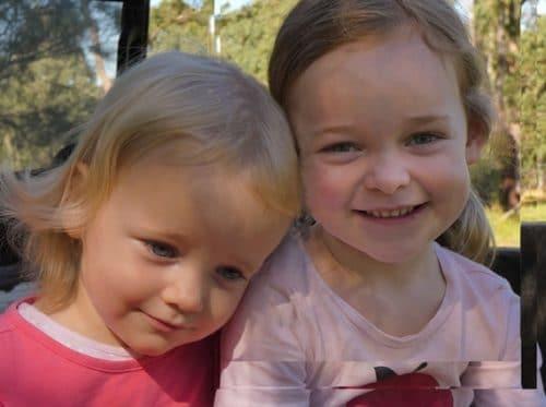 Final concept photo for Vivienne & Sophia